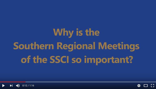Video interviews provided by The Southern Society for Clinical Investigation