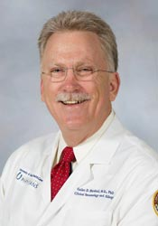 SSCI's 2019 president is Gailen D. Marshall, Jr., MD, PhD